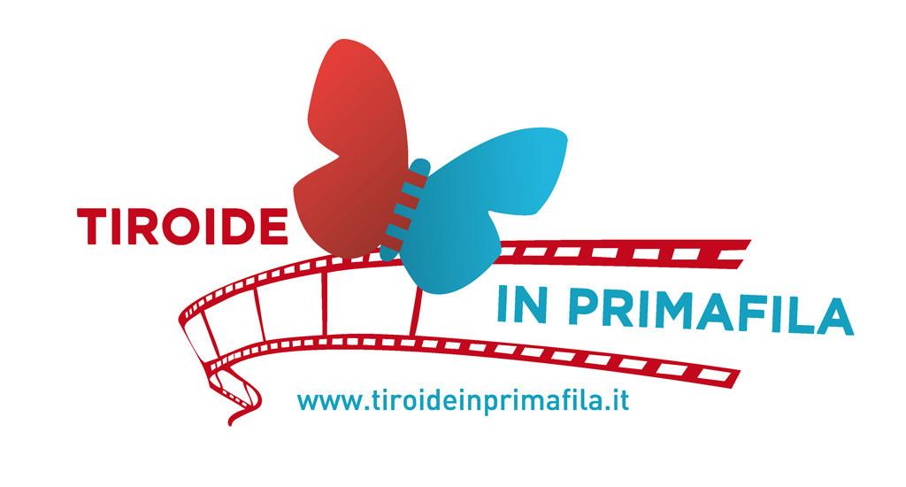 logo campagna tiroide in prima fila