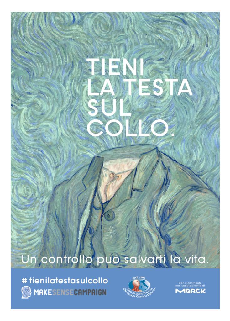 Van Gogh Tumori Testa Collo